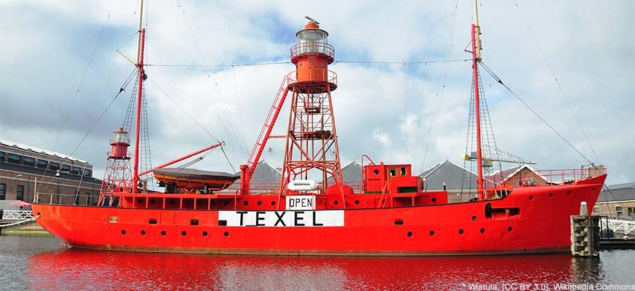 Feuerschiff Texel Nr. 10