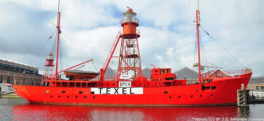 Das Feuerschiff Texel